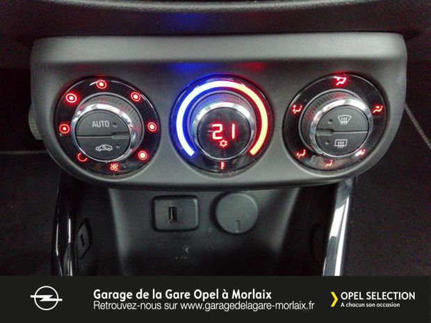 Photo miniature de la Opel Adam 1.2 Twinport 70ch GLAM 2019 d'occasion