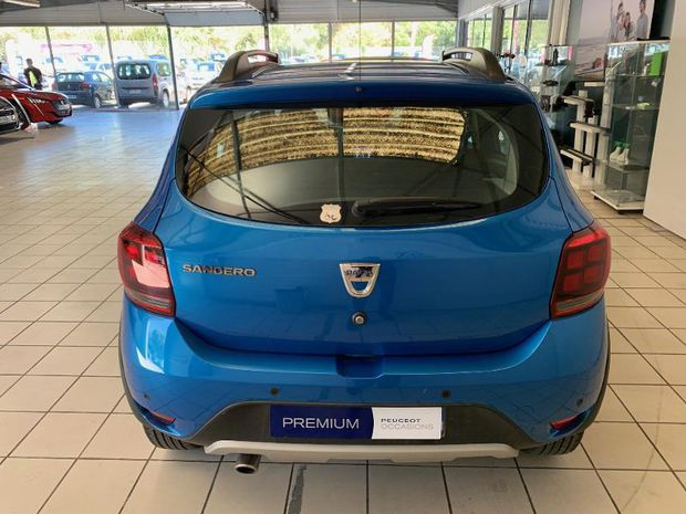 Photo miniature de la Dacia Sandero 0.9 TCe 90ch Techroad - 19 2019 d'occasion
