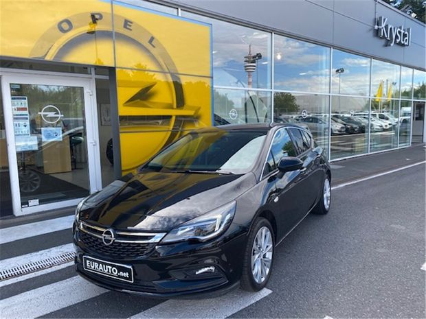 Photo miniature de la Opel Astra 1.4 TURBO 125 CH 2019 d'occasion