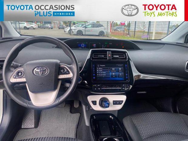 Photo miniature de la Toyota Prius Rechargeable 122h Solar 2018 d'occasion