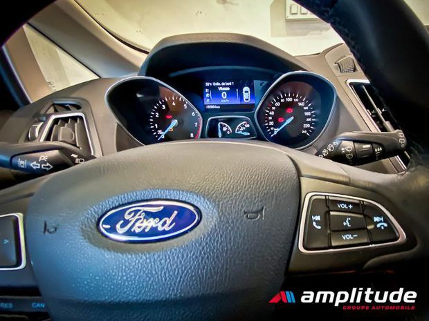Photo miniature de la Ford C-MAX 1.0 EcoBoost 125ch Stop&Start Titanium Euro6.2 2018 d'occasion