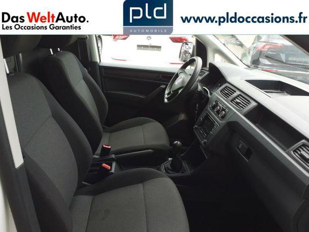 Photo miniature de la Volkswagen Caddy Van 2.0 TDI 102ch Van 2017 d'occasion