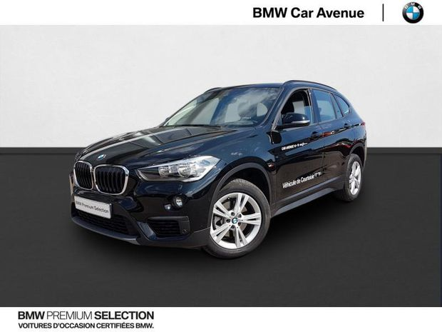 Photo miniature de la BMW X1 sDrive18iA 140ch Lounge DKG7 Euro6d-T 2020 d'occasion