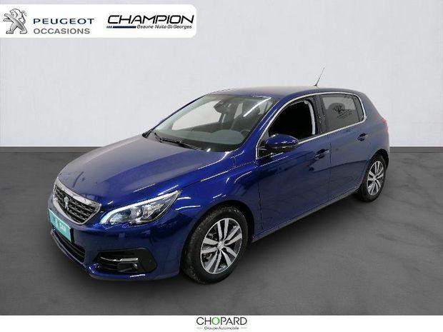 Photo miniature de la Peugeot 308 1.5 BlueHDi 130ch S&S Allure 2019 d'occasion