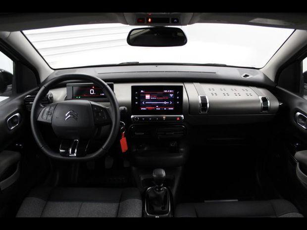 Photo miniature de la Citroën C4 Cactus PureTech 110ch S&S Shine E6.d 2019 d'occasion