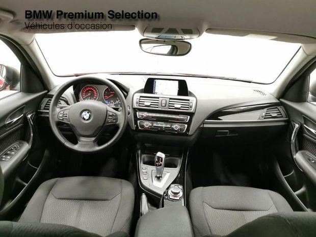 Photo miniature de la BMW Serie 1 116dA 116ch Business 5p 2017 d'occasion