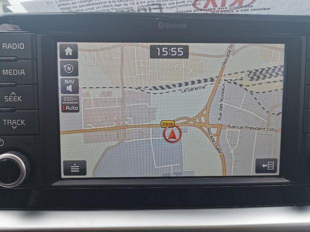 Photo miniature de la Kia Picanto 1.2 84ch X Line Euro6d-T 2020 2020 d'occasion