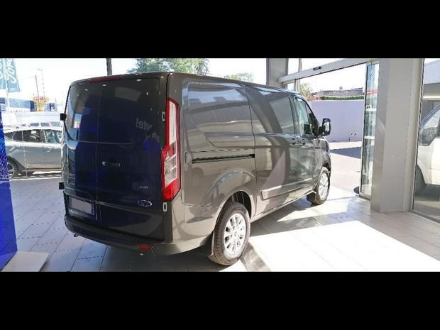 Photo miniature de la Ford Transit Custom Fg 340 L1H1 1.0 EcoBoost 120 pHEV Limited 2020 d'occasion