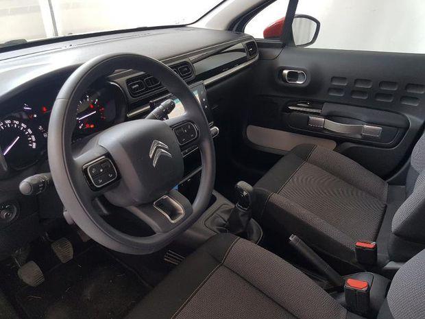 Photo miniature de la Citroën C3 PureTech 82ch Feel Business 105g 2018 d'occasion