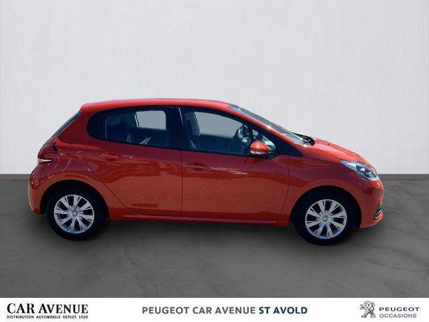 Photo miniature de la Peugeot 208 1.2 PureTech 82ch Active 5p 2019 d'occasion