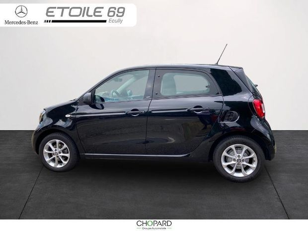 Photo miniature de la Smart forfour 90ch passion 2017 d'occasion