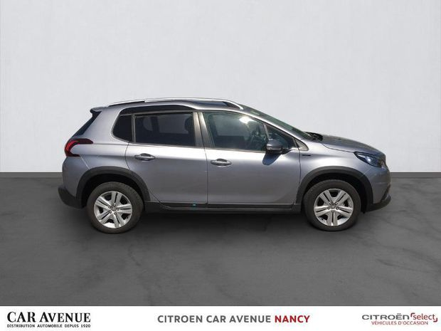 Photo miniature de la Peugeot 2008 1.5 BlueHDi 100ch E6.c Signature S&S BVM5 86g 2019 d'occasion