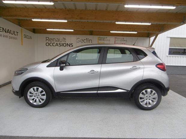 Photo miniature de la Renault Captur 1.5 dCi 90ch Stop&Start energy Business Eco² EDC Euro6 2016 2016 d'occasion
