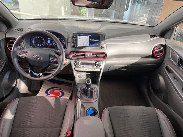 Photo miniature de la Hyundai Kona 1.0 T-GDi 120ch FAP Creative Euro6d-T EVAP 2019 d'occasion