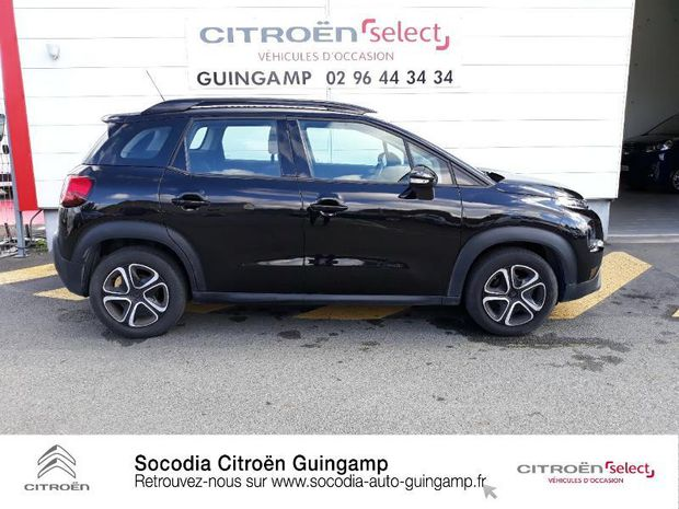 Photo miniature de la Citroën C3 Aircross BlueHDi 100ch S&S Feel E6.d-TEMP 2019 d'occasion