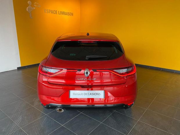 Photo miniature de la Renault Megane Mégane IV Berline TCe 140 EDC FAP Intens 2019 d'occasion