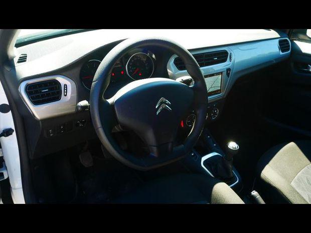 Photo miniature de la Citroën C-Elysée C-Elysee PureTech 82ch Live 2017 d'occasion