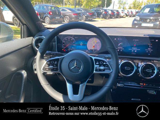 Photo miniature de la Mercedes Classe A 180 d 116ch Progressive Line 7G-DCT 2020 d'occasion