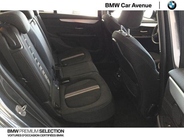 Photo miniature de la BMW Serie 2 Série 2 Gran Tourer 216d 116ch Lounge 2017 d'occasion
