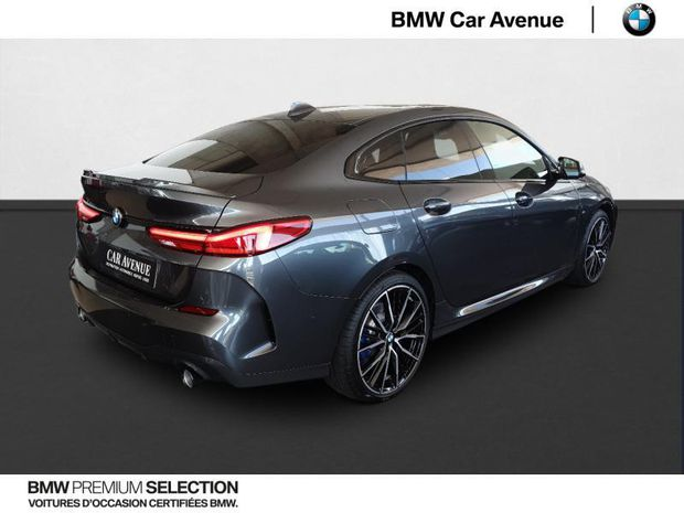 Photo miniature de la BMW Serie 2 Série 2 Gran Coupé 220dA 190ch M Sport 2020 d'occasion