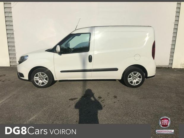 Photo miniature de la Fiat Doblo Cargo 1.3 Multijet 95ch Pack Professional E6 2017 d'occasion