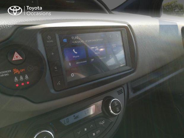 Photo miniature de la Toyota Yaris 100h Collection 5p MY19 2019 d'occasion