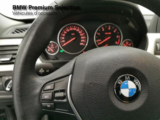 Photo miniature de la BMW Serie 3 316d 116ch Lounge 2017 d'occasion