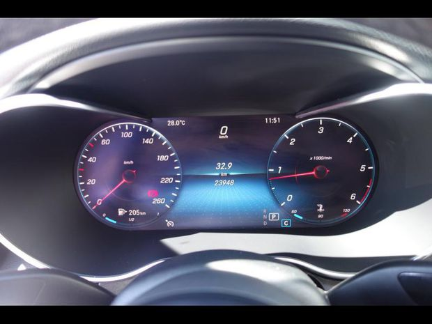 Photo miniature de la Mercedes Classe C 220 d 194ch AMG Line 9G-Tronic 2018 d'occasion