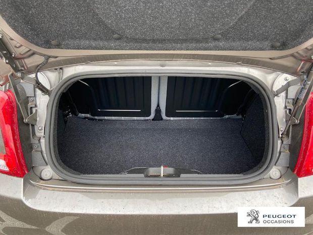 Photo miniature de la Fiat 500 C 1.2 8v 69ch Eco Pack Lounge 2019 d'occasion