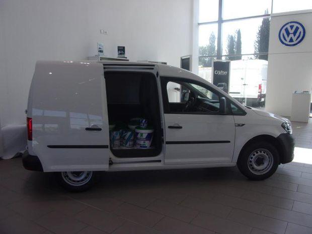 Photo miniature de la Volkswagen Caddy Van 2.0 TDI 102ch Business Line 2019 d'occasion