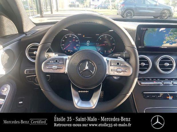 Photo miniature de la Mercedes Classe C 220 d 194ch AMG Line 9G-Tronic 2020 d'occasion