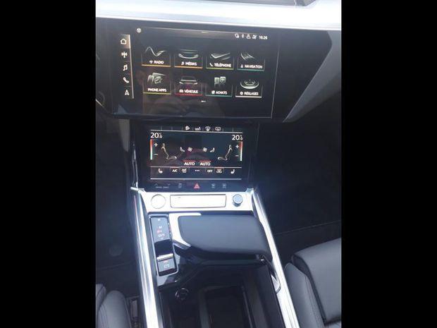 Photo miniature de la Audi E-tron Sportback 50 313ch S line e-quattro 2020 d'occasion
