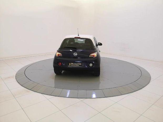 Photo miniature de la Opel Adam 1.4 Twinport 87ch White Edition Start/Stop 2019 d'occasion