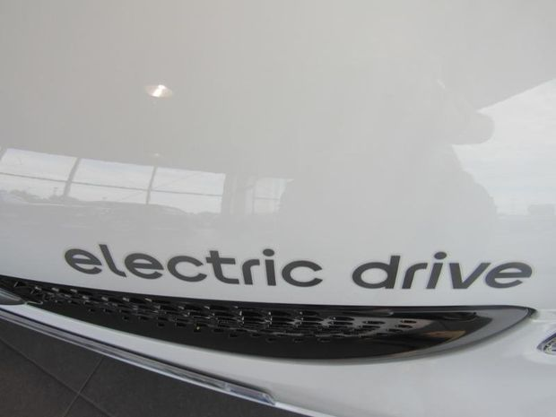 Photo miniature de la Smart fortwo Coupe Electrique 82ch passion 2018 d'occasion