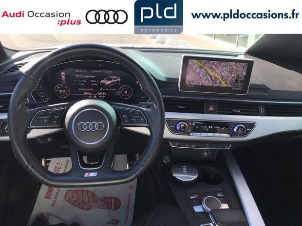 Photo miniature de la Audi A4 Avant 2.0 TDI 150ch S line S tronic 7 2017 d'occasion