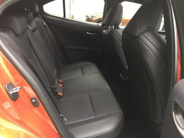 Photo miniature de la Lexus UX 250h 4WD F SPORT 2020 d'occasion
