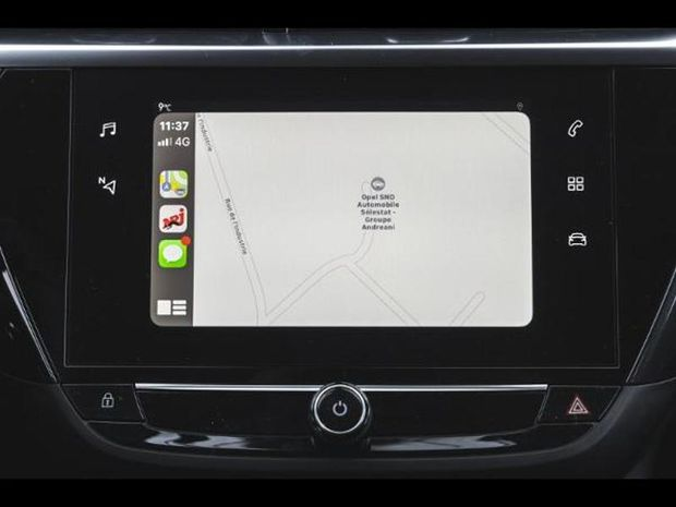 Photo miniature de la Opel Corsa 1.5 D 100 Elegance Full Led Caméra Carplay 2020 d'occasion