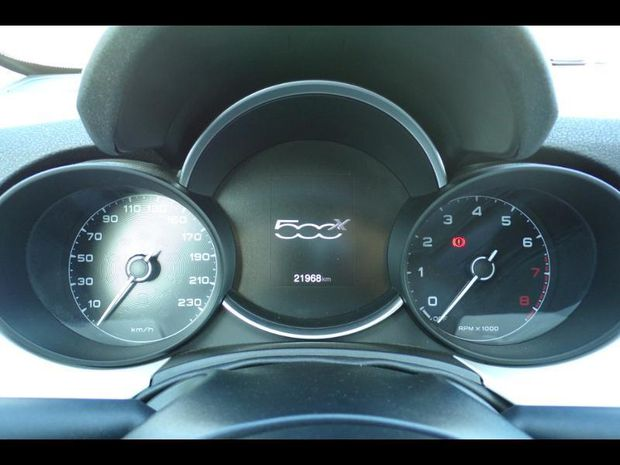 Photo miniature de la Fiat 500X 1.3 FireFly Turbo T4 150ch Cross DCT 2019 d'occasion