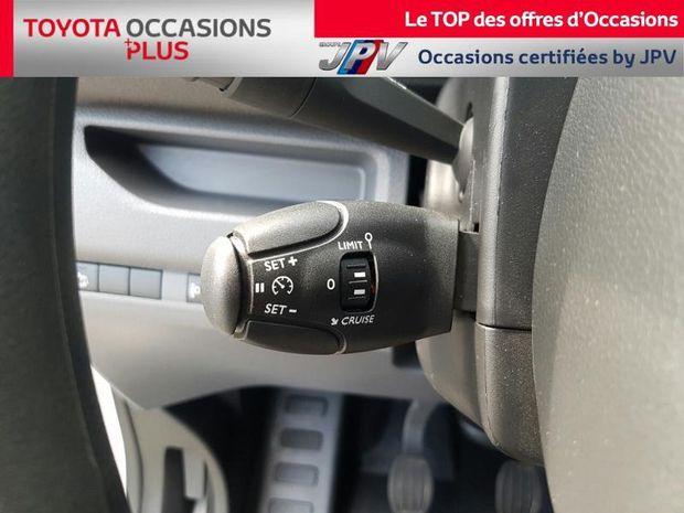 Photo miniature de la Toyota PROACE Verso Long 1.5 120 D-4D Dynamic RC18 2019 d'occasion
