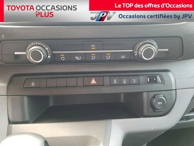 Photo miniature de la Toyota PROACE Verso Long 1.5 120 D-4D Dynamic RC18 2020 d'occasion
