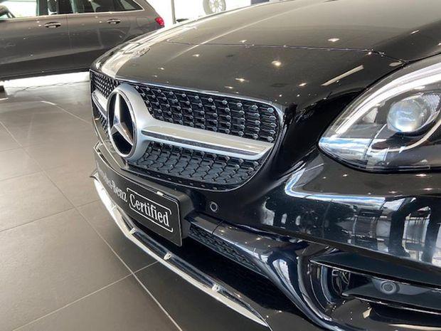 Photo miniature de la Mercedes SLC 200 184ch Sportline Euro6d-T 2019 d'occasion