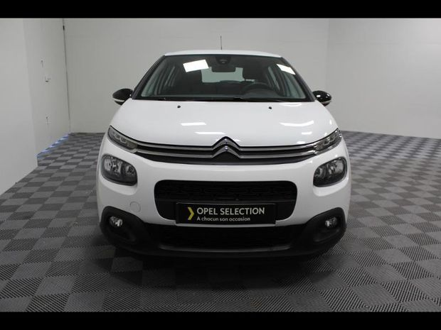 Photo miniature de la Citroën C3 PureTech hdi 75 feel Business 2017 d'occasion