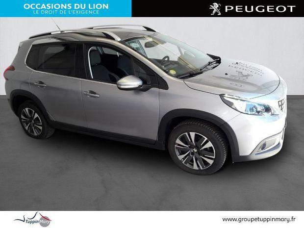 Photo miniature de la Peugeot 2008 1.6 BlueHDi 100ch Allure 2017 d'occasion