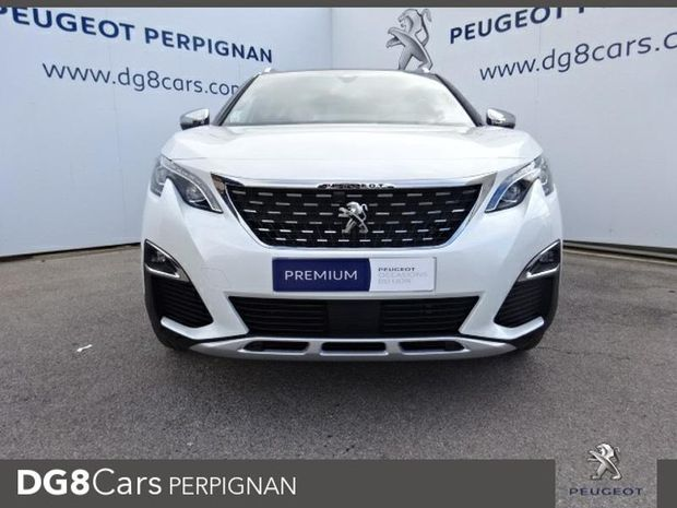 Photo miniature de la Peugeot 3008 2.0 BlueHDi 180ch E6.c GT S&S EAT8 2020 d'occasion