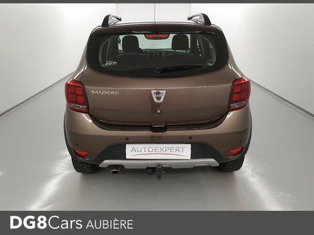 Photo miniature de la Dacia Sandero 0.9 TCe 90ch Stepway 2018 d'occasion