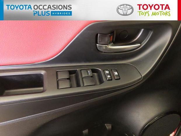 Photo miniature de la Toyota Yaris 100h Collection 5p RC18 2018 d'occasion