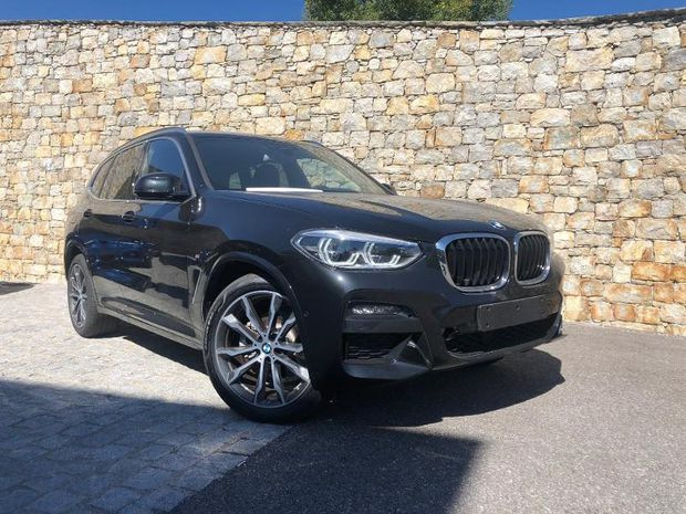 Photo miniature de la BMW X3 xDrive20dA 190ch M Sport Euro6dT 2020 d'occasion
