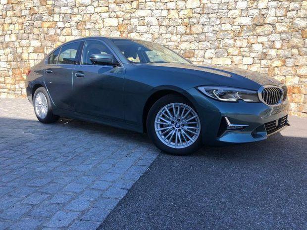 Photo miniature de la BMW Serie 3 320dA MH xDrive 190ch Luxury 2020 d'occasion