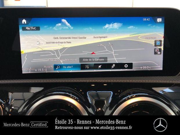 Photo miniature de la Mercedes Classe A 180 d 116ch AMG Line 7G-DCT 2018 d'occasion