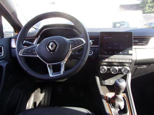 Photo miniature de la Renault Captur 1.3 TCe 130ch FAP Intens - 20 2020 d'occasion